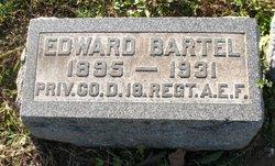 Edward Bartel