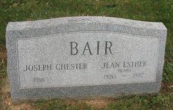 Joseph Chester Bair