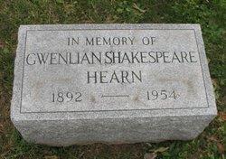 Gwenlian <i>Shakespeare</i> Hearn
