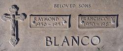 Raymond Ybarra Blanco