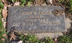 Dr John Gerald Amdor