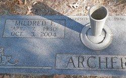 Mildred F. Archer