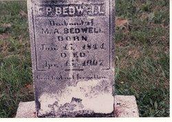 Felix Parks Bedwell