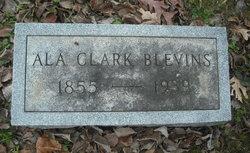 Ala Clark Blevins