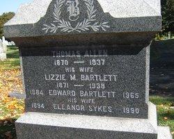 Lizzie Maria <i>Bartlett</i> Allen