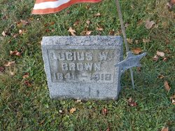 Lucius W. Brown