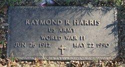Raymond Randolph Harris