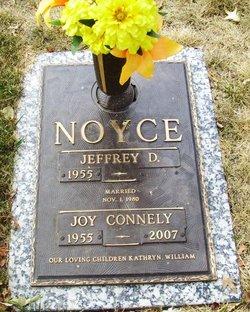Joy <i>Connely</i> Noyce