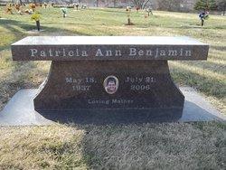 Patricia Ann Benjamin