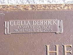 Clelia <i>Derrick</i> Hendrix
