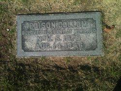 Edison Collum