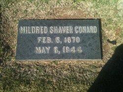Mildred <i>Shaver</i> Conard