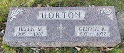 Helen M Horton