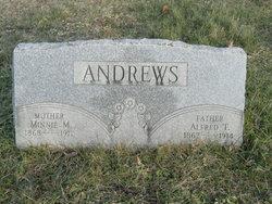 Minnie M. <i>Koch</i> Andrews