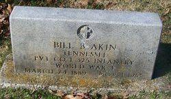 William B. Akins