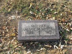 Alyce M White