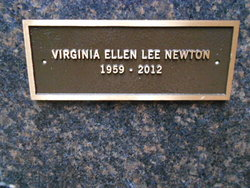 Virginia Ellen <i>Lee</i> Newton