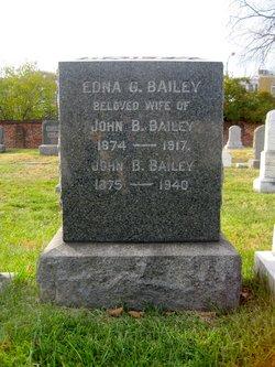 Edna G. Bailey