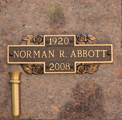 Norman Robert Abbott