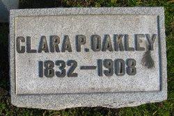 Clara P. <i>Smith</i> Oakley