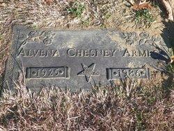 Alvena <i>Chesney</i> Armes