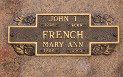 Mary Ann <i>Gallatin</i> French