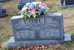 Bessie Jo <i>Gunn</i> Coble