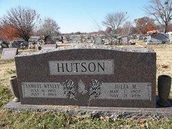 Julia M Hutson