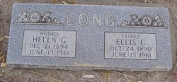 Ellis Clarence Long