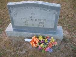 Estus O. Shine Martin