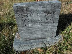 Selah E. Susie <i>Ray</i> Davis