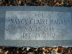 Nancy Claire Nank <i>Hagan</i> Thompson