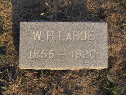 William Harrison Henry LaHue