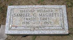 Samuel Magic Sam Maghett