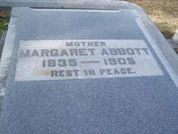 Margarett <i>Rufler</i> Abbott