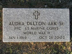 Audra Delton Ark, Sr