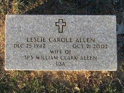 Leslie Carole Allen