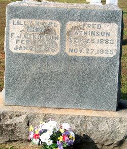 Lilly Pearl <i>Bruce</i> Atkinson