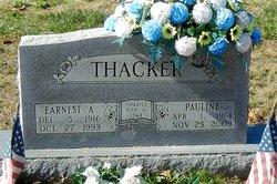 Pauline <i>Jackson</i> Thacker