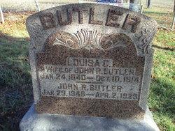 John Riley Butler