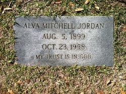 Alva <i>Mitchell</i> Jordan