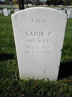 Sadie P Clements