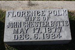 Florence <i>Polk</i> Botts