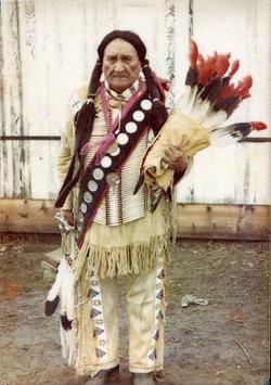 Chief Andrew Frank Fools Crow