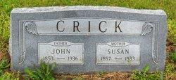 John Crick