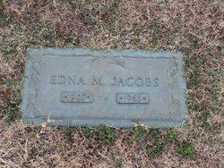 Edna M Jacobs