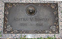 Agatha Virgie <i>Burden</i> Bentley