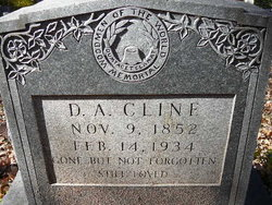 David Alonzo Cline
