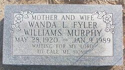 Wanda L Fyler <i>Williams</i> Murphy