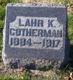 Lahr K Cotherman